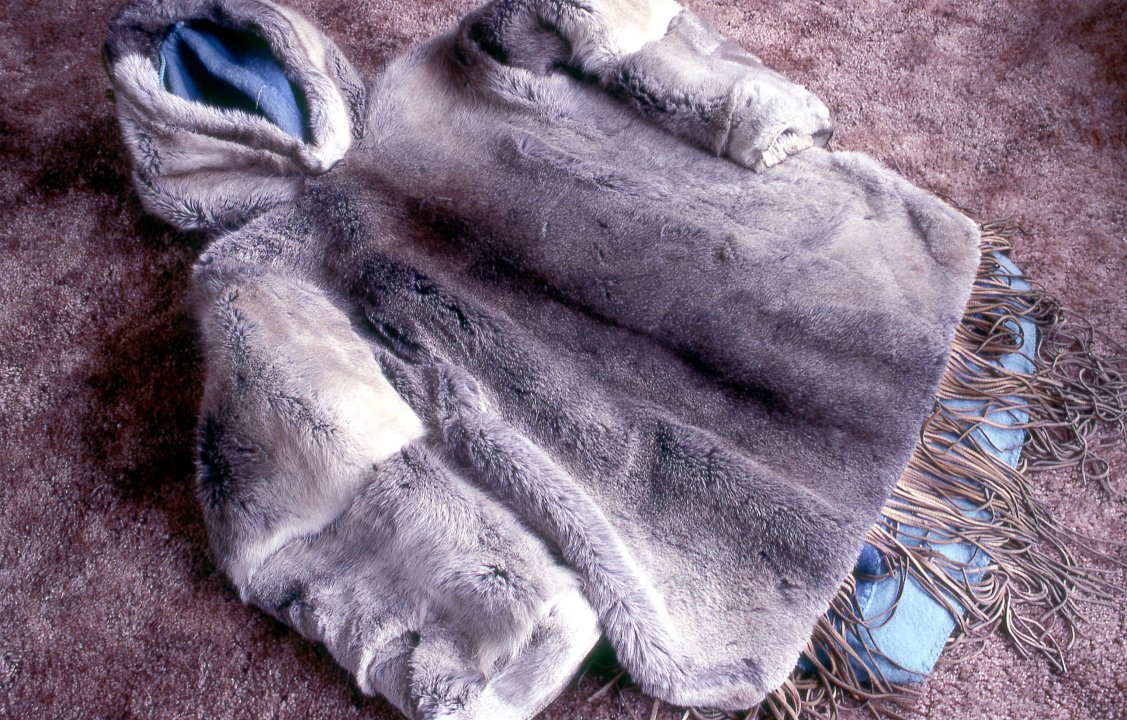 59075744a597 III.1  INUIT CLOTHING SHELTER 1. Winter Clothing ~ People of the ...
