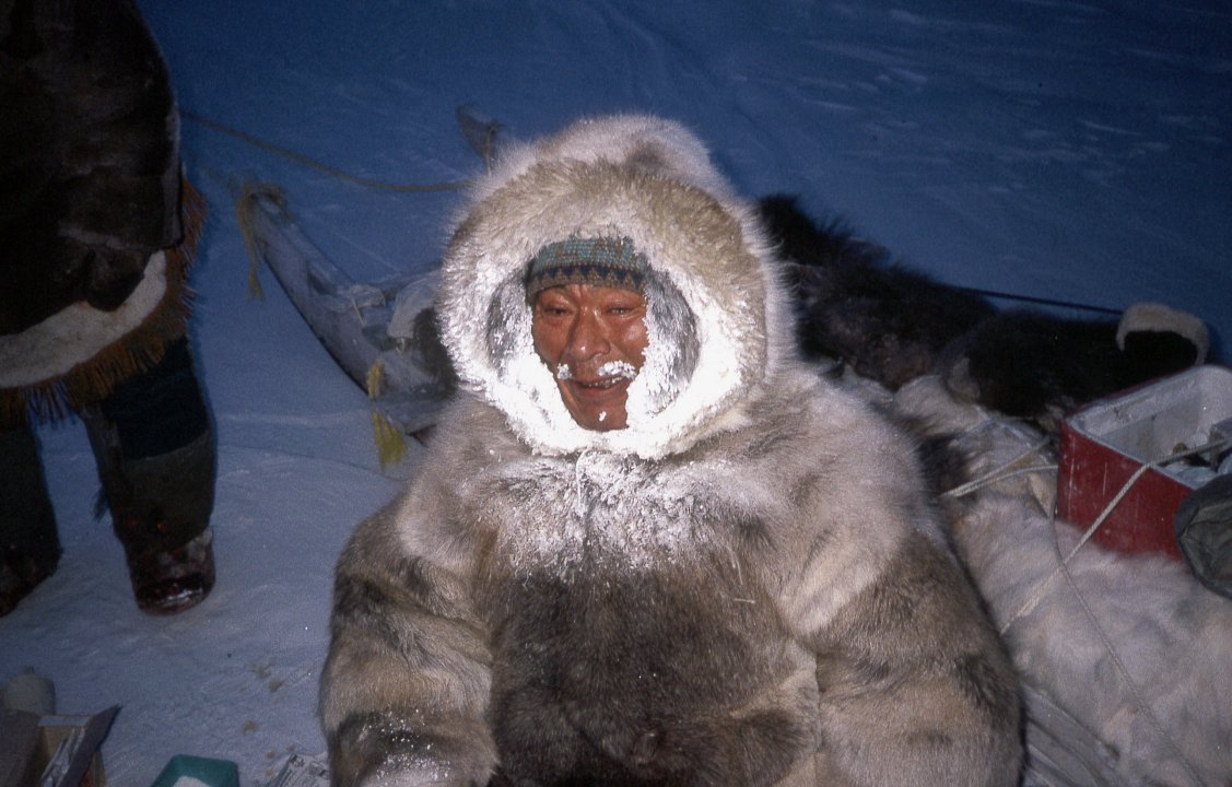 3 Frozen Breath Commonly Encrusts The Hood Of Parka Where Wolverine Fur Is Available It May Be Used To Trim Since Repels Moisture