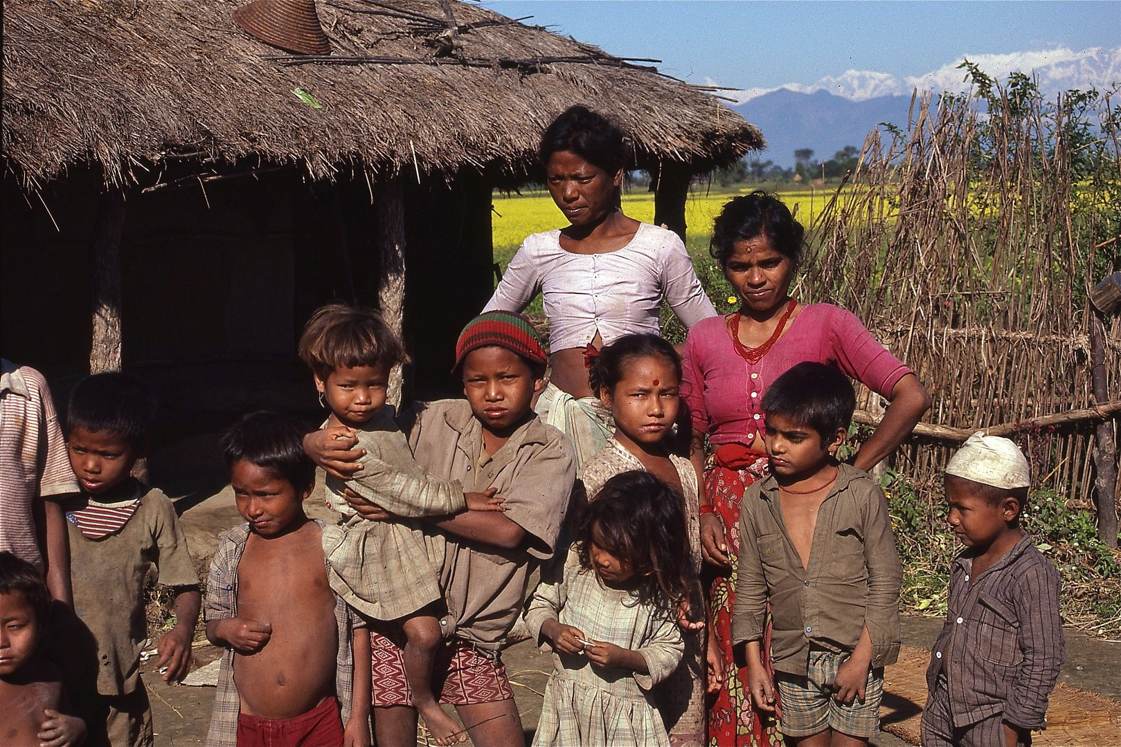 04  Nepal : People